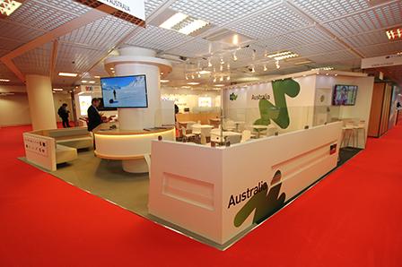Exhibition Stand Builders Dublin : Portfolio limelight exhibition stands